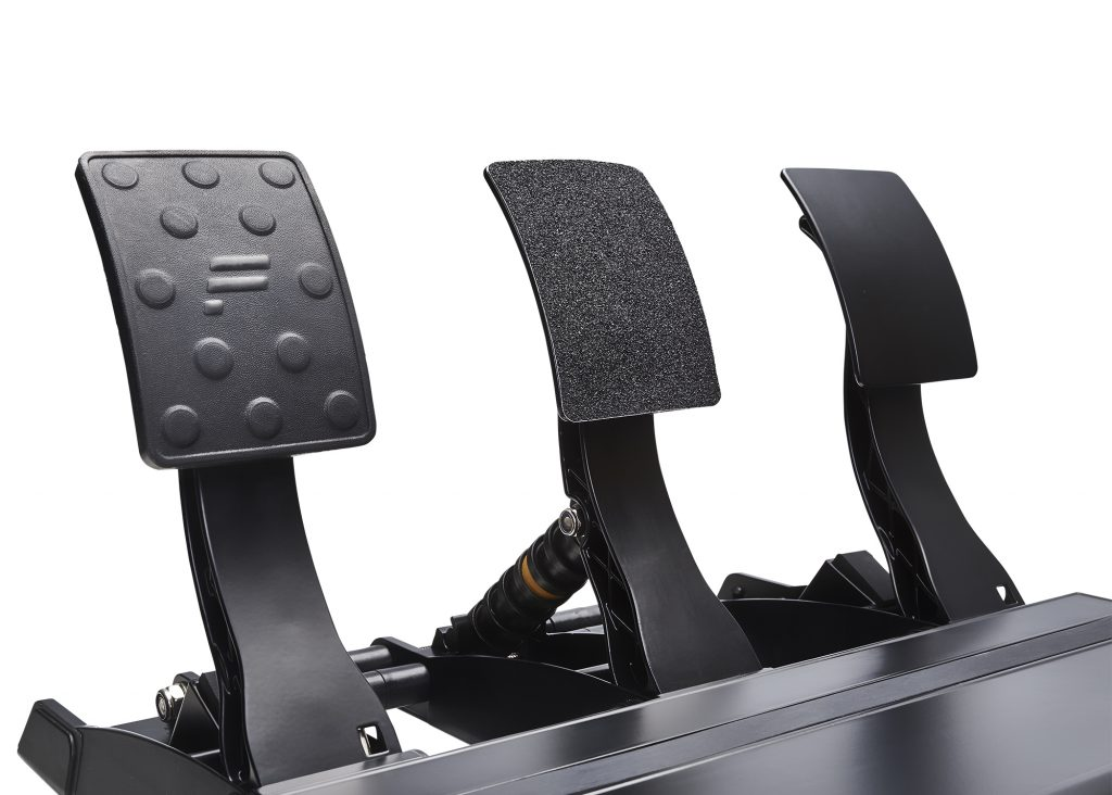 test du p dalier fanatec csl elite pedals lc ps4 xbox. Black Bedroom Furniture Sets. Home Design Ideas