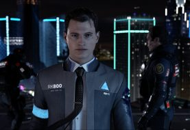 DETROIT: Become Human - Nos 13 minutes de gameplay en 4K sur PS4 Pro