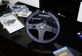 TEST | du volant Fanatec CSL Elite Racing Wheel PS4