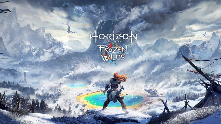 Horizon Zero Dawn - L'extension The Frozen Wilds annoncée