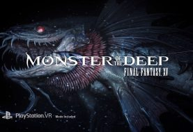Monster of the Deep: Final Fantasy XV part à la pêche en vidéo