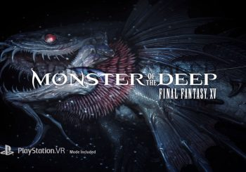 Monster of the Deep: Final Fantasy XV s'offre une petite publicité