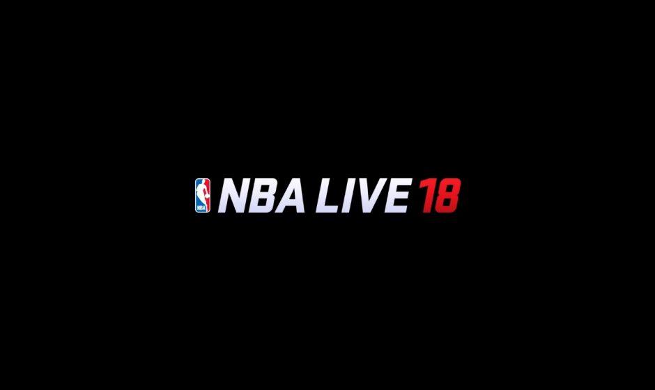 La démo de NBA LIVE 18 est disponible sur PS4 et Xbox One