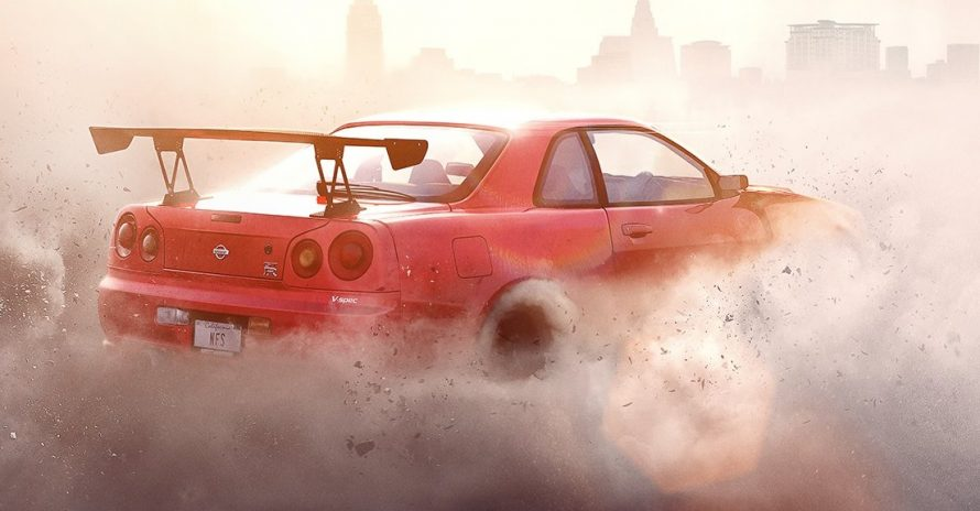 Need For Speed 2017 donne rendez-vous demain avec un artwork