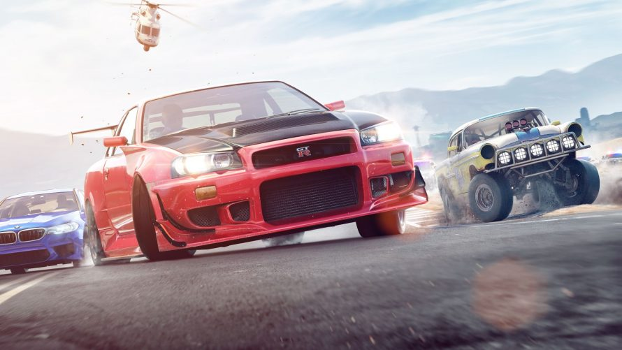 Need For Speed Payback n'est pas prévu sur Switch