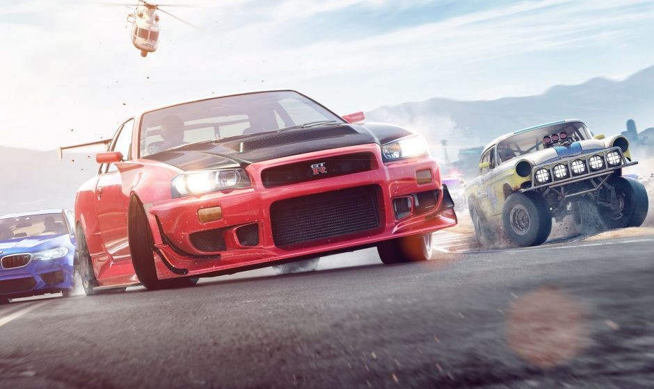 Need for Speed Payback améliore son système de progression et s'offre un patch