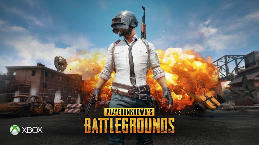 Playerunknown's Battlegrounds débarque exclusivement sur Xbox One