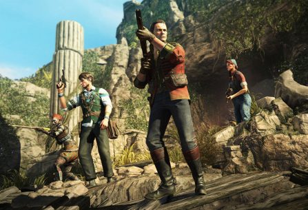 PREVIEW : On a testé Strange Brigade sur PS4 PRO