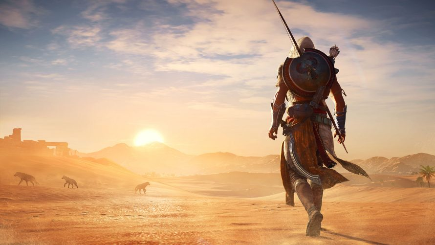 Assassin's Creed Origins : Le pleins d'images et l'édition collector détaillée