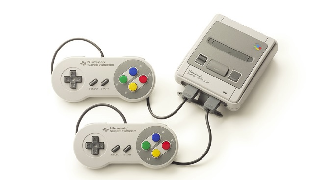 Super Famicom Mini 2017