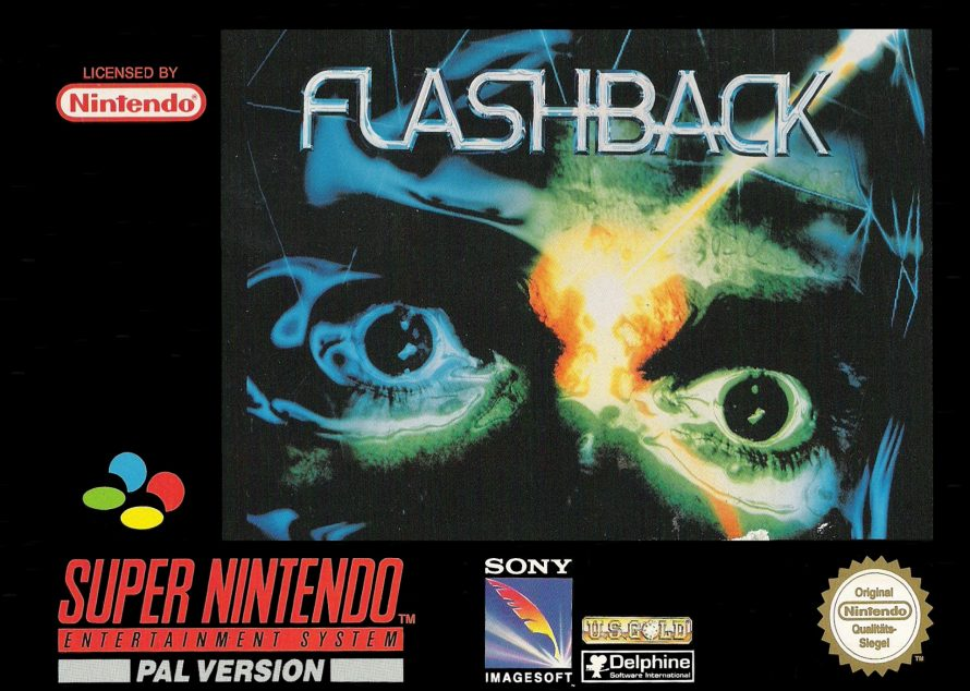 Flashback – Remastered Edition annoncé sur Nintendo Switch
