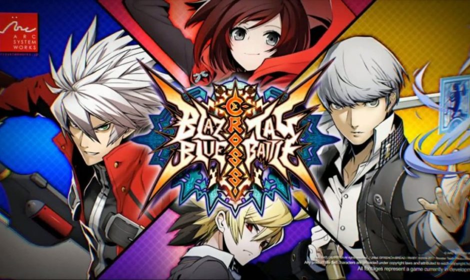 BlazBlue Cross Tag Battle annoncé sur consoles