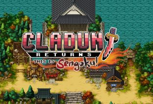 TEST Cladun Returns: This is Sengoku! – Enter the Dungeon