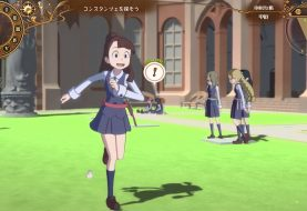 Little Witch Academia: Chamber of time sortira en Europe en 2018