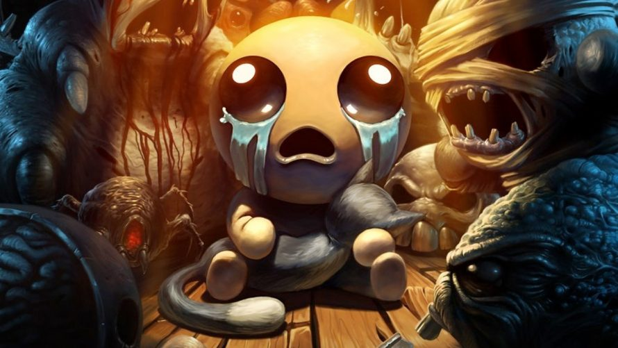 The Binding of Isaac: Afterbirth + se met définitivement en boite sur Nintendo Switch