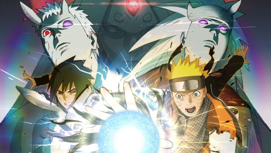 Ultimate Ninja Storm Trilogy disponible le 25 août — Naruto Shippuden