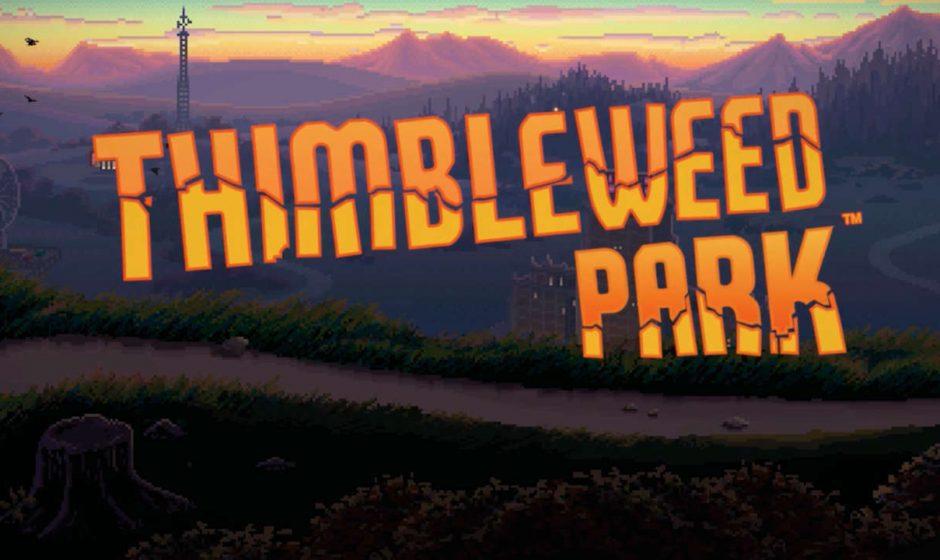 La version PS4 de Thimbleweed Park enfin datée !