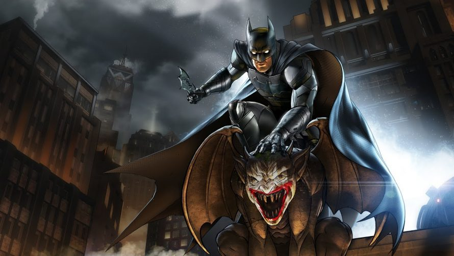 Batman: The Enemy Within contient une image d'un vrai cadavre