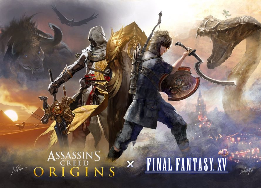 Final Fantasy XV : Une collaboration Assassin's Creed annoncée !