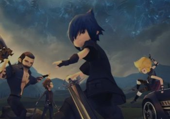 Square Enix annonce... Final Fantasy XV Pocket Edition sur iOS/Android