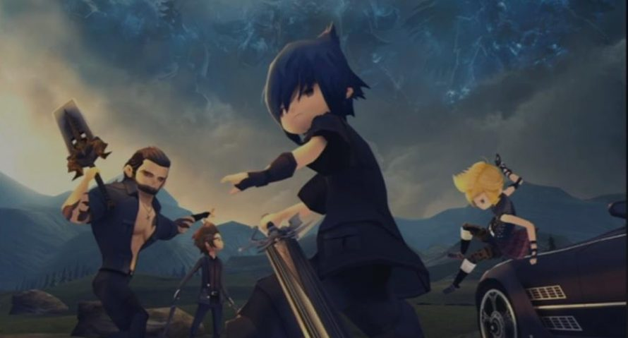 Square Enix annonce… Final Fantasy XV Pocket Edition sur iOS/Android