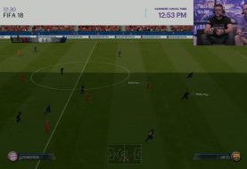 FIFA 18 : Du gameplay pour la version Nintendo Switch