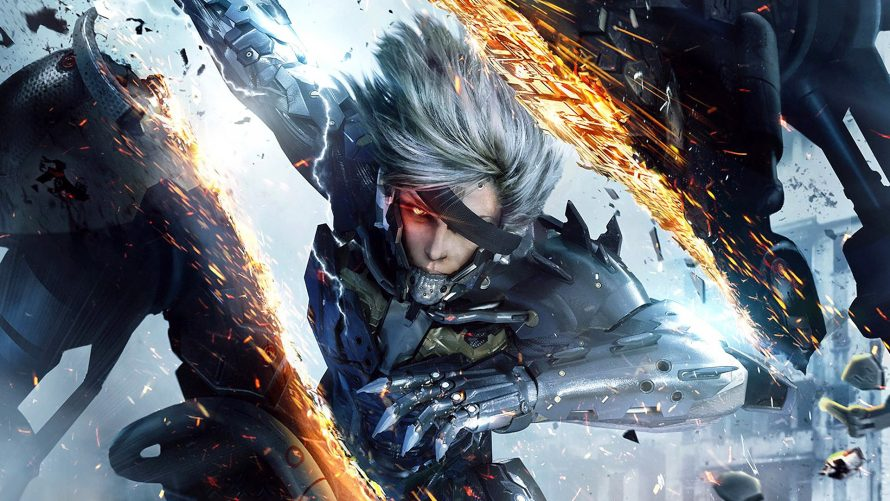 Metal Gear Rising: Revengeance rétrocompatible sur Xbox One