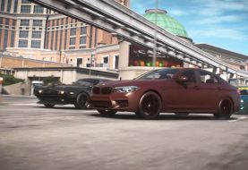 Un nouveau trailer de Need for Speed Payback avec la BMW M5 de 2018