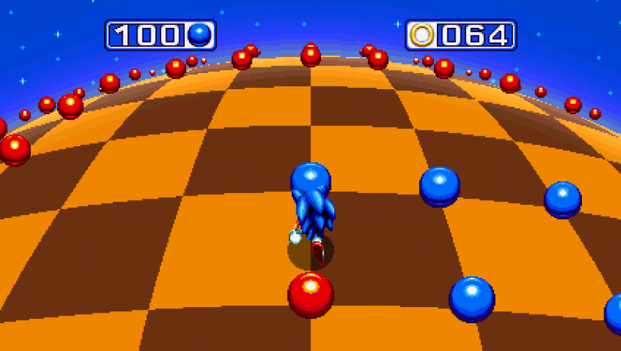 Sonic Mania : ses Bonus Stages et son Time Attack…