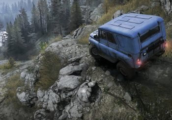 Focus Home annonce Spintires: MudRunner