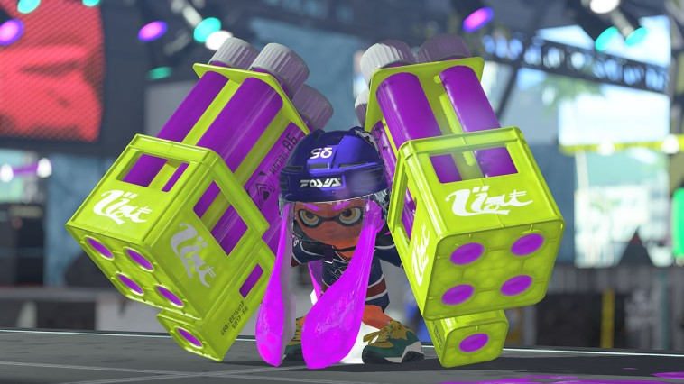 Splatoon 2 super armes