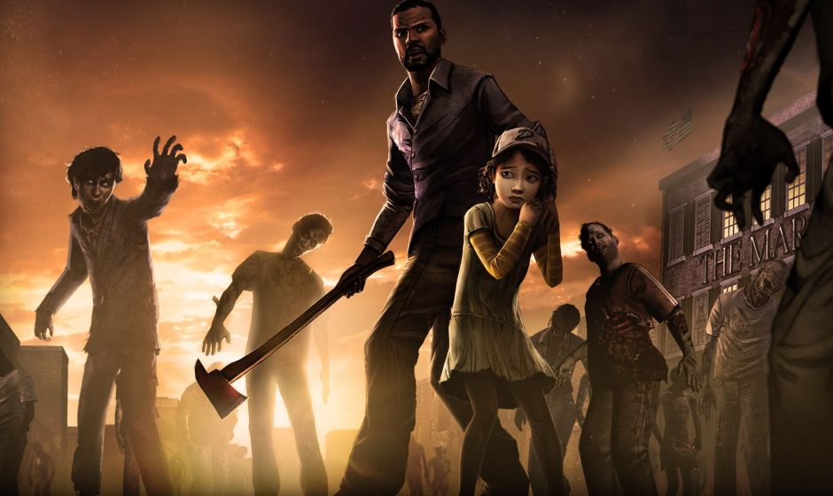 The Walking Dead 1 et 2 arrivent sur Switch