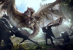 Une grosse session de gameplay pour Monster Hunter World