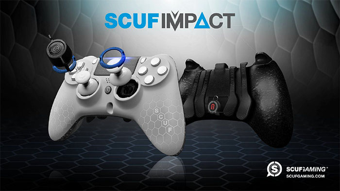 TEST | Manette PS4 Scuf Impact