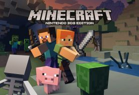 Minecraft creuse son chemin sur New Nintendo 3DS