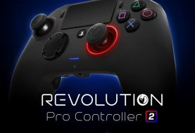 TEST | Manette PS4 Nacon Revolution Pro Controller 2