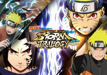 Naruto Shippuden: Ultimate Ninja Storm Trilogy débarque sur Switch