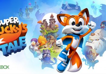 Du gameplay en 4K pour Super Lucky's Tale