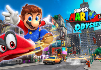 Super Mario Odyssey explore les hauteurs de New Donk City