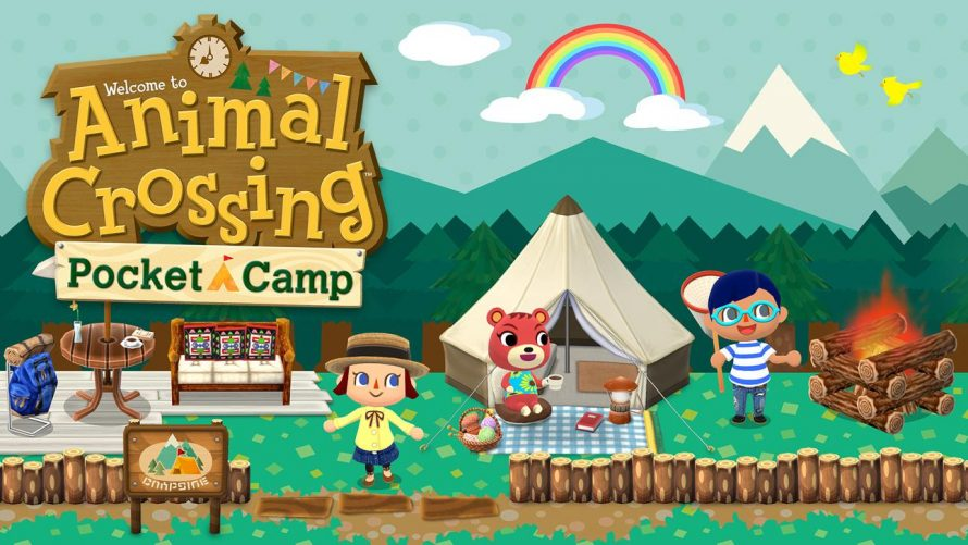 Animal Crossing: Pocket Camp sortira le 22 novembre