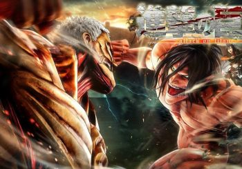 Un trailer sanglant pour Attack on Titan 2