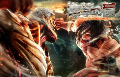 Quelques informations sur Attack on Titan 2