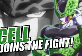 Dragon Ball FighterZ : un court trailer pour Cell