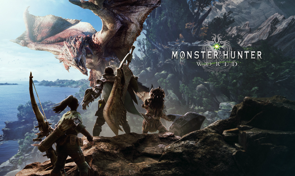 Un trailer inédit de Monster Hunter World