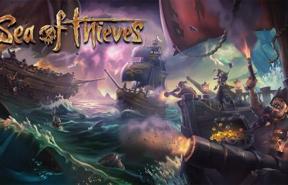 Nouvelle séquence de gameplay pour Sea of Thieves