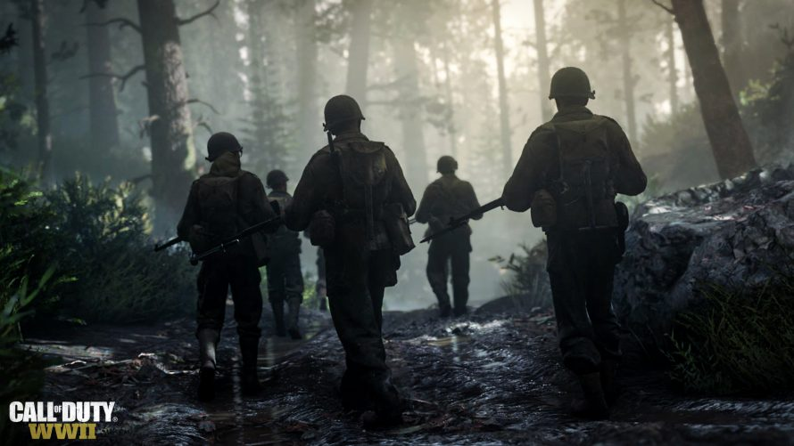 Call of Duty WWII : Les premiers tests (PS4, Xbox One, PC)