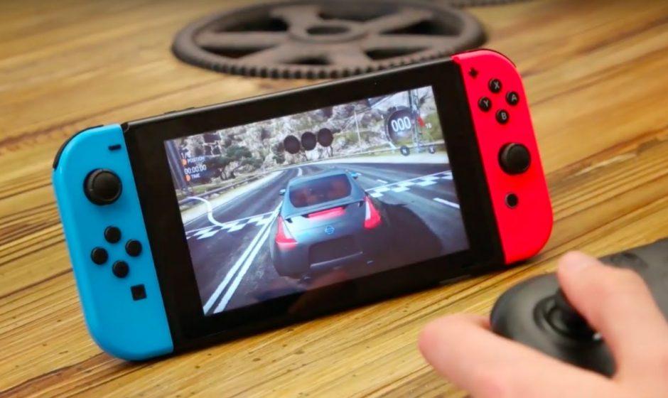 Première vidéo de gameplay pour Gear Club Unlimited