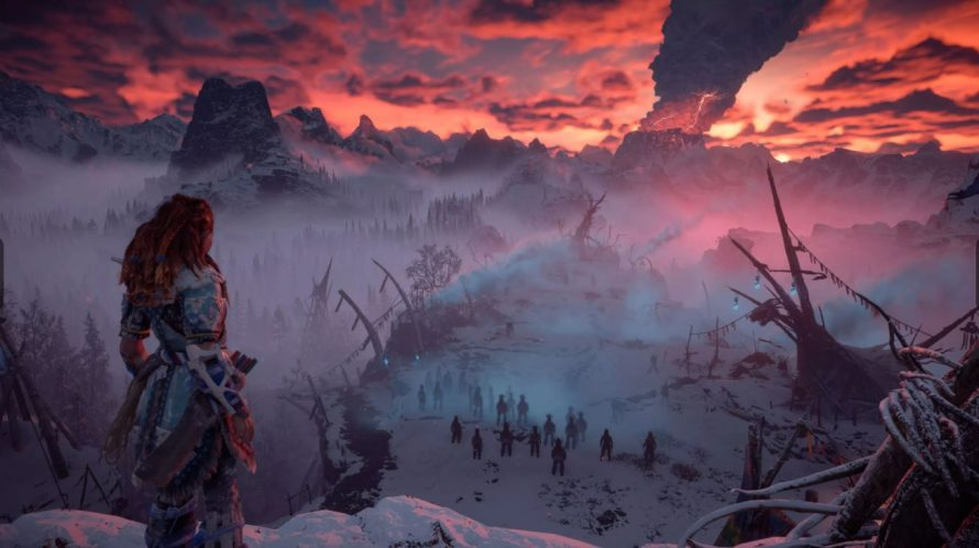 Horizon Zero Dawn: The Frozen Wilds – Le plein d'infos et d'images