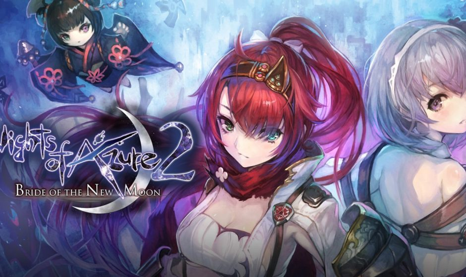 TEST | Nights of Azure 2 : Quand la nuit se couche sur le JRPG