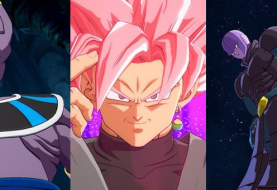 Dragon Ball FighterZ : Beerus, Goku Black et Hit se montrent en images